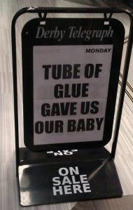 DT Tube of Glue