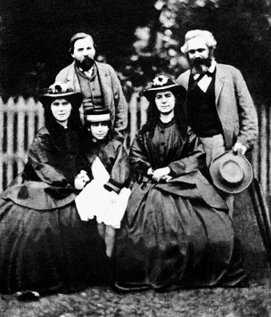 Marx+Family_and_Engels